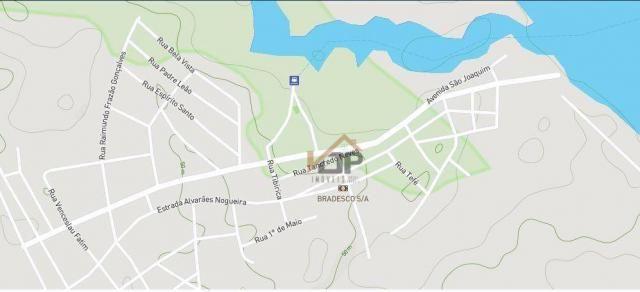 Comercial à venda, 91 m² por r$ 76.440 - são francisco - alvarães/am - Foto 2