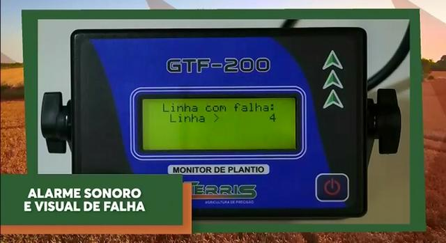 Monitor de Plantio GTF-200 Terris Tecnologia - Foto 3