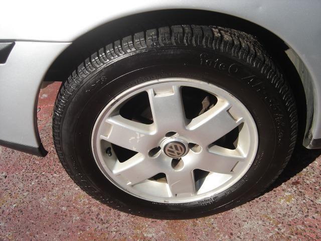 VW-Parati Crossover Turbo 150 CV Completa Revisada Raridade - Foto 8