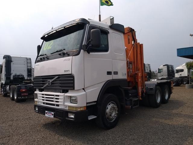 FH 380 2002 Guidaste + Reboque para caminhões - Foto 2