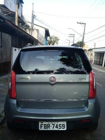 Fiat idea essence dualogic 1.6 completo, excelente estado. Troco por carro com menor valor - Foto 2
