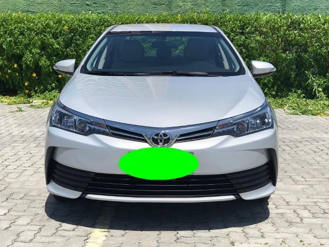 Corolla Impecavel 2018 , C\ Led , Rodas de Liga Leve , Couro , Revisado , Impecavel # # - Foto 2