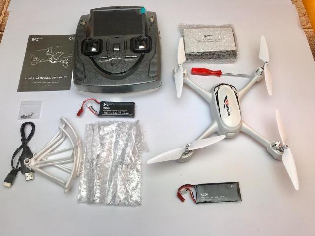 Drone Camera GpsHubsan X4 H502s Fpv Hd Modelo 2020 c/ manual em português Promoção!!! - Foto 3