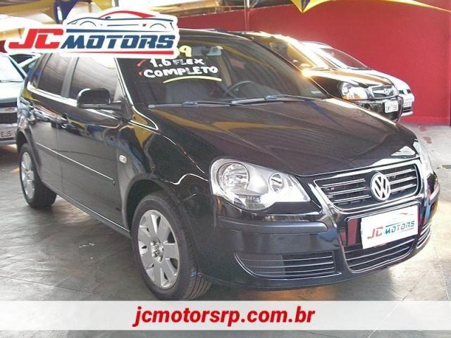 VolksWagen Polo 1.6 Preto - Foto 7