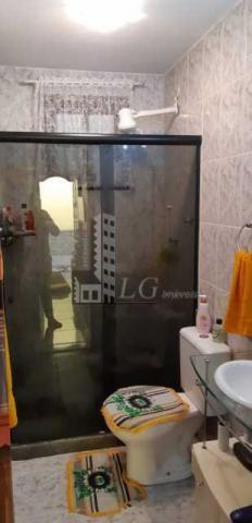 Excelente casa geminada em condomínio fechado Rua sem saída em Cordovil - Foto 11