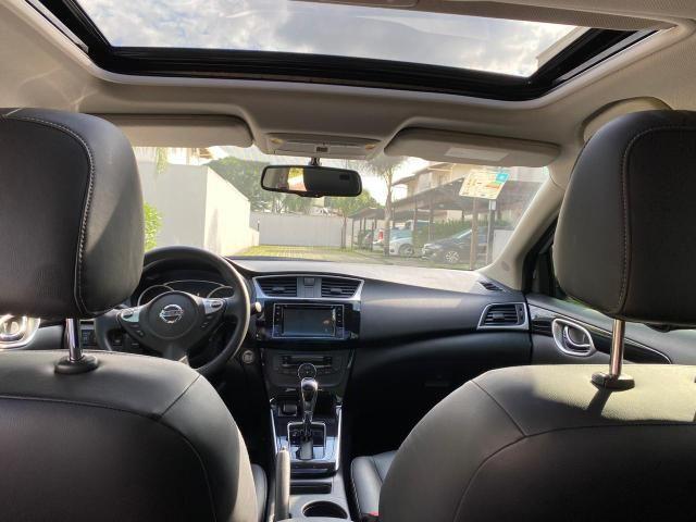 Nissan sentra sl 2.0 top com teto - Foto 13