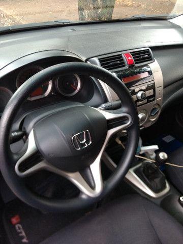 Honda city 1.5 LX Flex - Foto 4