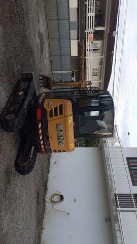 Mini escavadeira SANY 2017 3.5 toneladas   - Foto 2