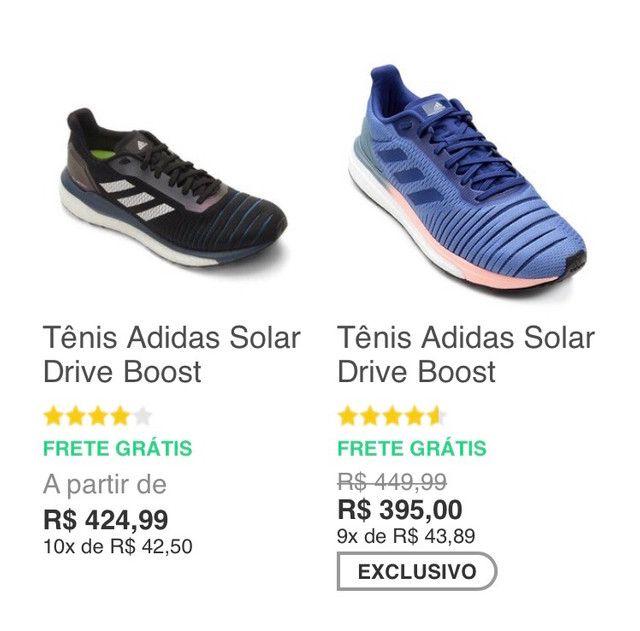 Tênis Adidas Original Solar Drive Boost - Foto 3