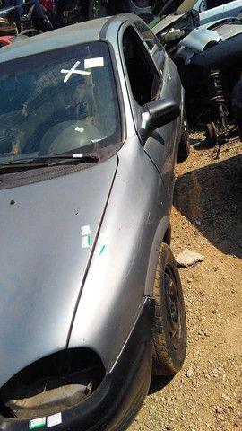 Motor Parcial Corsa Wind 1.0 8V Com Nota Fiscal e Garantia De 03 Meses - Foto 4
