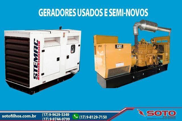 Grupo gerador de energia diesel, usados e novos, melhor oferta ! - Foto 6