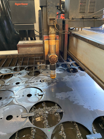 Máquina de corte plasma Oxipira Shape Runner - Foto 5