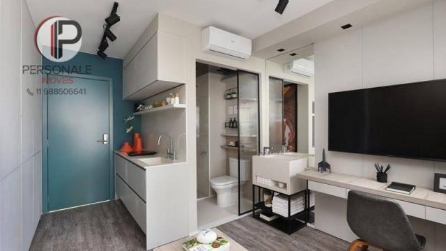 Studio com 1 dormitório à venda, 21 m² por R$ 340.990,00 - Vila Madalena - São Paulo/SP - Foto 5