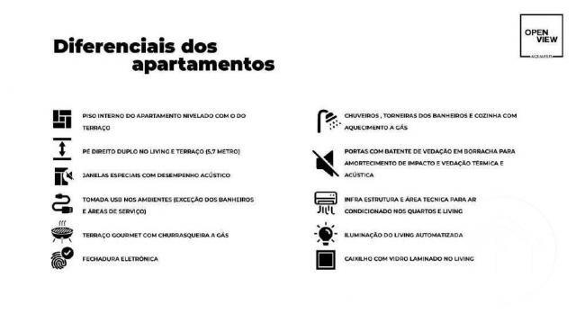 Apartamento alto padrão á venda - OPEN VIEW - Foto 11