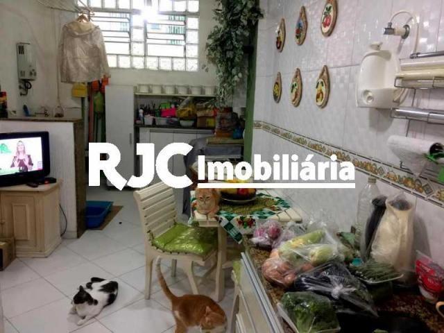 Apartamento à venda com 3 dormitórios em Tijuca, Rio de janeiro cod:MBAP33262 - Foto 14