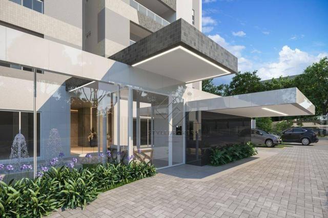 Apartamento com 3 dormitórios à venda, 137 m² por R$ 927.120,00 - Ária - Cuiabá/MT - Foto 4