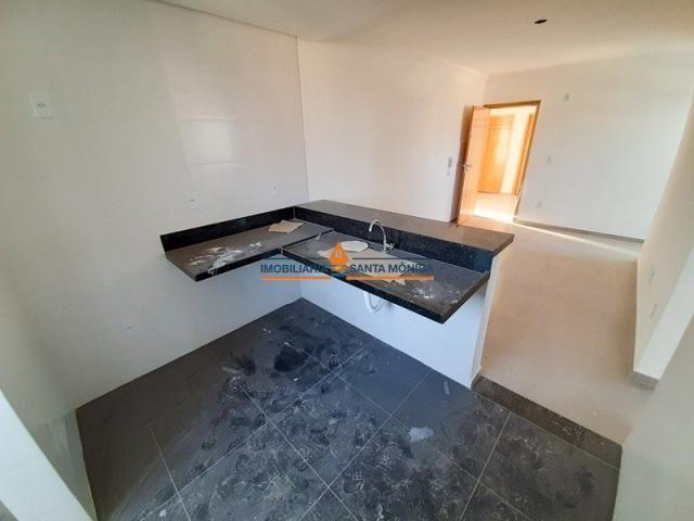 Apartamento à venda com 2 dormitórios em São joão batista, Belo horizonte cod:17263 - Foto 8