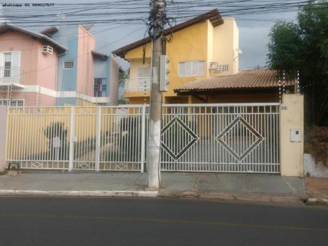 Sobrado para Venda em Cuiabá, Santa Rosa, 3 dormitórios, 2 suítes, 3 banheiros, 4 vagas - Foto 2