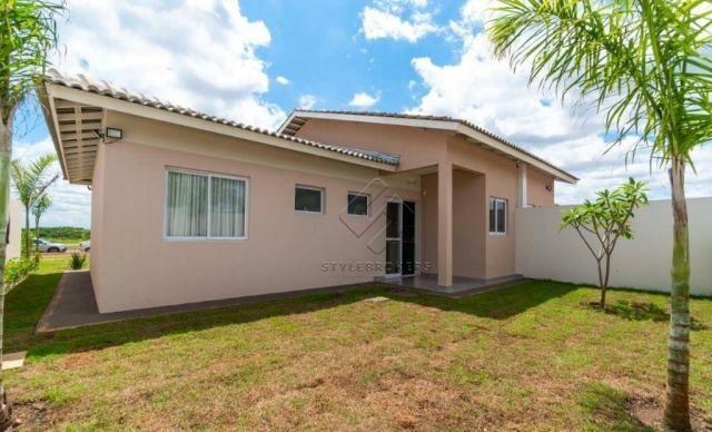 Casa com 3 dormitórios à venda, 76 m² por R$ 348.900,00 - Chapéu Do Sol - Várzea Grande/MT - Foto 11