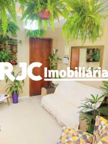 Apartamento à venda com 1 dormitórios em Humaitá, Rio de janeiro cod:MBAP10246 - Foto 3