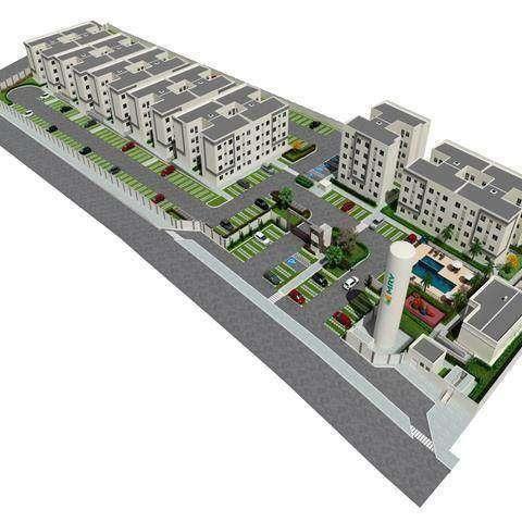 Príncipe de Viana - Apartamento 2 quartos em Presidente Prudente, SP - 45m² - ID4070 - Foto 5