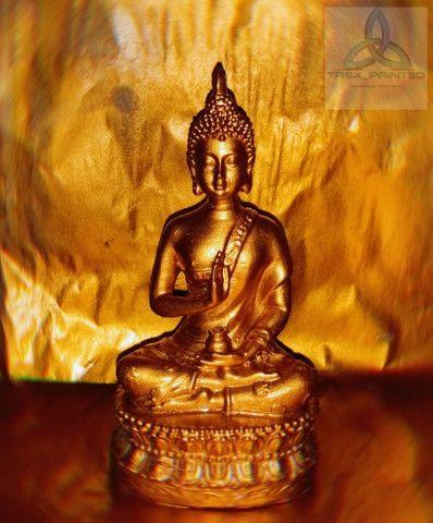 Buda impressão 3D - Foto 2