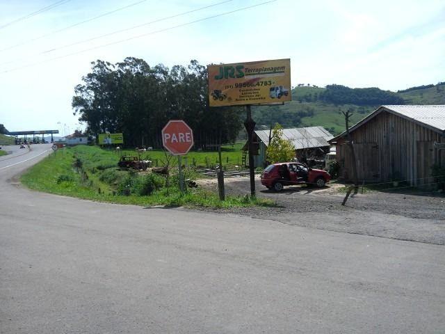 Sítio em Santo Antônio - Terreno Rural com Casa na RS 474 - Peça o Video