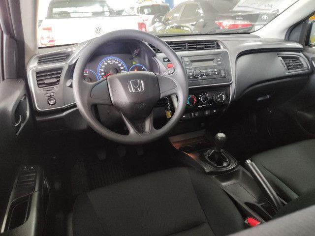 Honda City 1.5 DX Manual 2017 - Novíssimo! - Foto 3