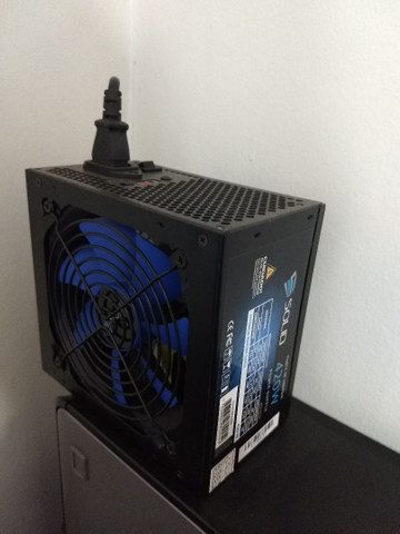 Fonte Solid 420W real PC Gamer - Foto 2