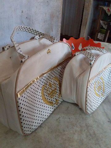 Vendo bolsas de nenê  - Foto 2