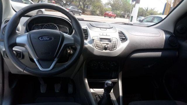 Ford Ka Se 1.0 Hatch Completo 2015 - Foto 9