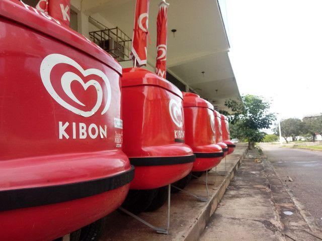 Vendedor de picolés da kibon - Foto 5