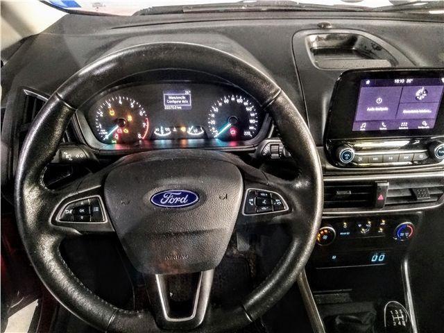Ford EcoSport SE 1.5 Flex Manual 2018  - Foto 7