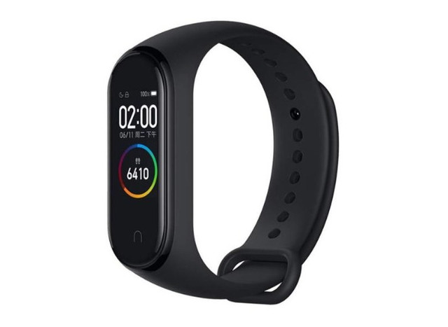 Relógio Smartwatch Xiaomi Mi band 4 C/rastreador e Batimento - Foto 4