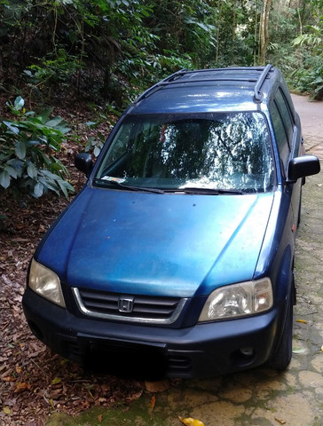 Honda CRV 4x4 ano 2000 - Foto 8