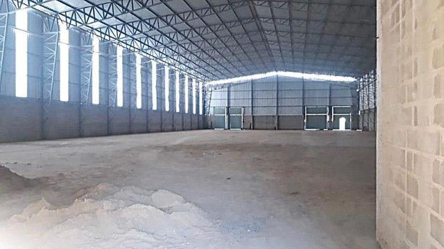 Galpão Industrial de 2.300 m² para locação na região de Cambuí - MG - Foto 5