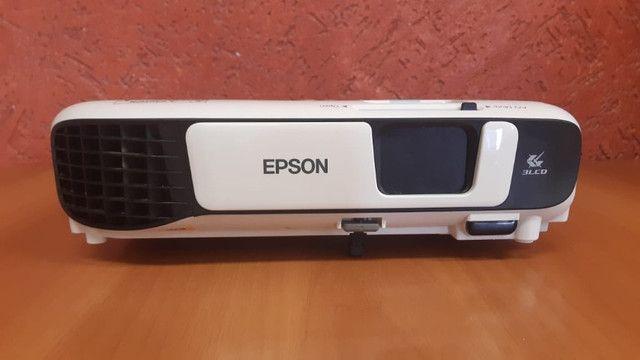 Promoção! Progetor epson x41+ - Foto 2