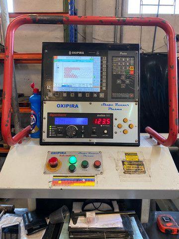 Máquina de corte plasma Oxipira Shape Runner - Foto 3