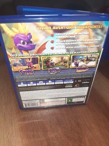 Spyro (Reignited Trilogy) - Ps4 - Foto 2