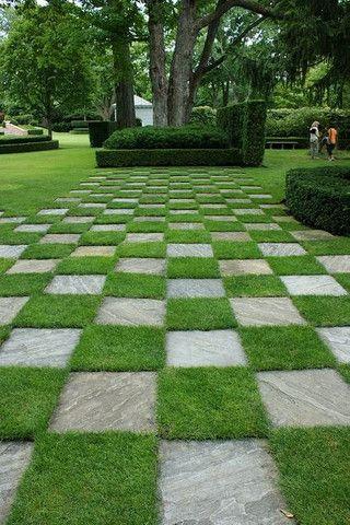 Piso lajota, Pisadeira de Jardim, Passadeira de jardim, Piso Grama, Piso de concreto - Foto 6