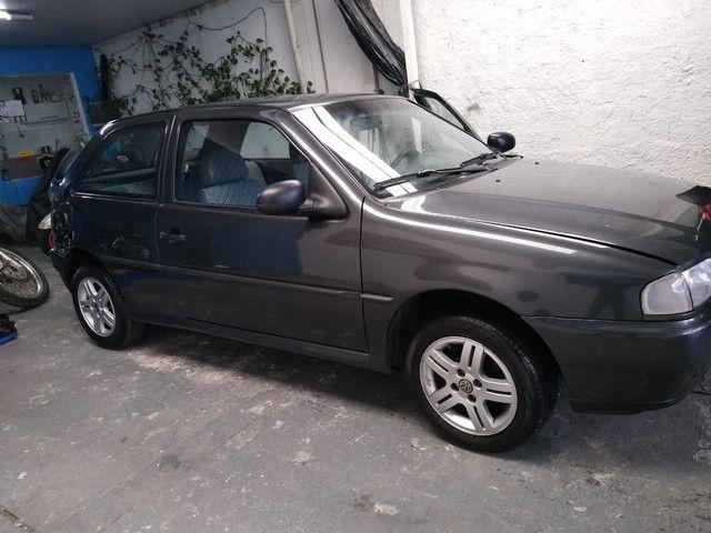 VW Gol Star 1.6 único dono completo menos ar - 1998 - Foto 2