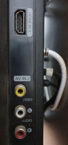 Tv 42 pol. troco por smart - Foto 3
