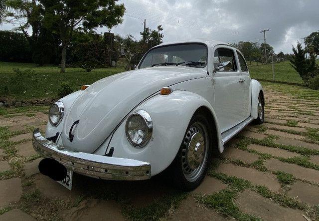 VW Fusca Itamar 1995 67mil km - Foto 4