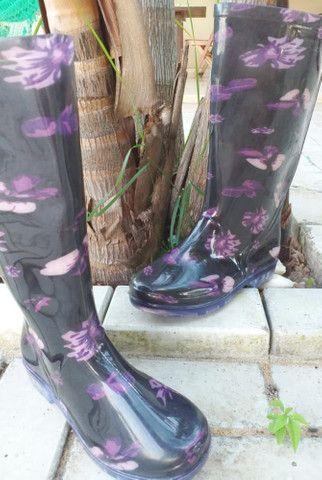 Lindas botas feminina  - Foto 6