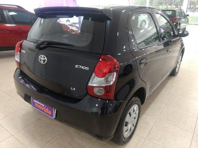 Toyota Etios X 1.3 Flex 16V 5P Aut. - Foto 3