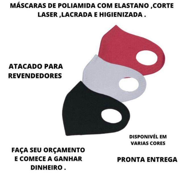 Máscaras ( KIT 50 PEÇAS)125,00 revendedores - Foto 6