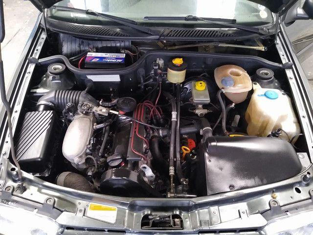 VW Gol Star 1.6 único dono completo menos ar - 1998 - Foto 8