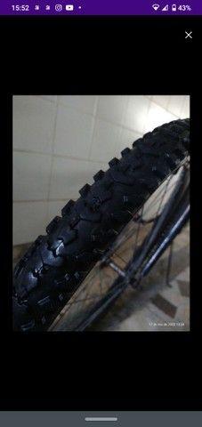 Par de pneus aro 26 - Foto 4