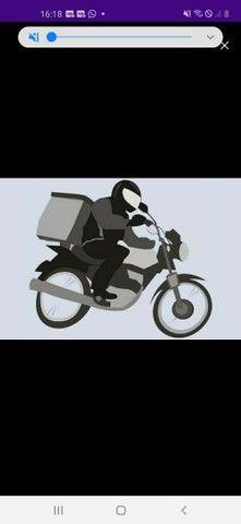 Motoboy ou motorista CNH AE
