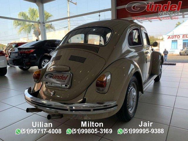 Volkswagen Fusca 1971 1500. *Raridade* - Foto 4